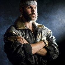 Ecco il character poster di L DUBBA E, personaggio di The FP interpretato da Lee Valmassy