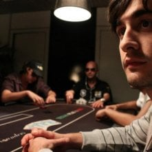 Poker Generation: Piero Cardano in una scena del film