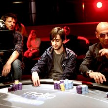 Poker Generation: Piero Cardano sul set del film