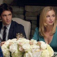 Revenge: Emily VanCamp e Joshua Bowman nell'episodio Il bene e il male