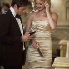 Revenge: Emily VanCamp e Joshua Bowman nell'episodio Sensi di colpa