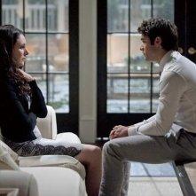 Revenge: Madeleine Stowe e Joshua Bowman nell'episodio Commitment