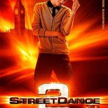 StreetDance 2: il character poster di Eddie con George Sampson