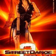 StreetDance 2: il character poster di Eva con Sofia Boutella