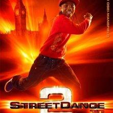 StreetDance 2: il character poster di Junior con Akai Osei-Mansfield