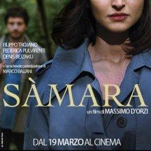 Sàmara: la locandina del film