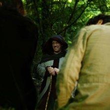 Sàmara: Marco Baliani sul set del film