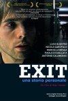 Exit - Una storia personale: poster ufficiale italiano