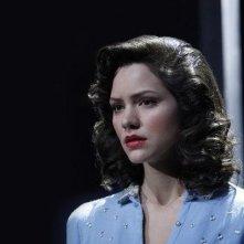 Katharine McPhee nel ruolo di Karen Cartwright nell'episodio Il secondo provino di Smash