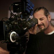 MalediMiele: il regista Marco Pozzi sul set del film