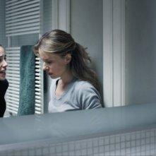 MalediMiele: Sonia Bergamasco in una scena del film con Benedetta Gargari