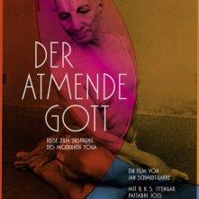 Der atmende Gott - Reise zum Ursprung des modernen Yoga: la locandina del film