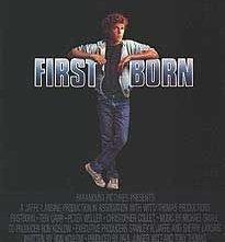 Firstborn: la locandina del film
