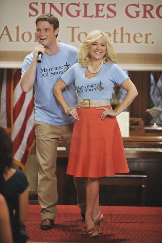 Gcb Brad Beyer E Jennifer Aspen Nell Episodio Love Is Patient 234685