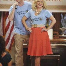 GCB: Brad Beyer e Jennifer Aspen nell'episodio Love Is Patient