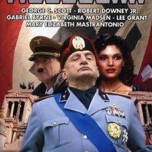 Mussolini: The Untold Story: la locandina del film