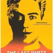 The Last Party: la locandina del film