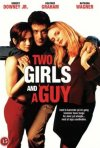 Two Girls and a Guy: la locandina del film