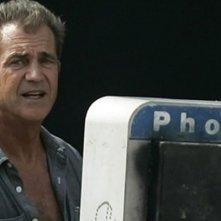 Viaggio in paradiso: Mel Gibson sul set del film