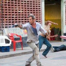 Viaggio in paradiso: una delle prime foto di scena del film con Mel Gibson