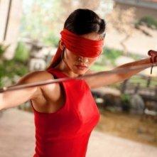 Elodie Yung nei panni di Jinx in G.I. Joe: La vendetta