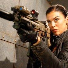 Adrianne Palicki nei panni di Lady Jaye in G.I. Joe: La vendetta