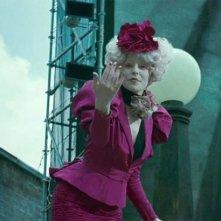 Elizabeth Banks nel film Hunger Games