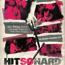 Hit So Hard: la locandina del film