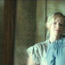 Hunger Games: Jennifer Lawrence con Paula Malcomson