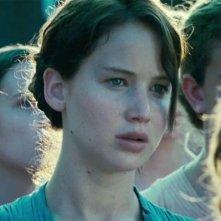 Hunger Games: Jennifer Lawrence è Katniss Everdeen, protagonista della storia