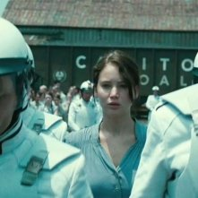 Hunger Games: Jennifer Lawrence è Katniss, protagonista della storia