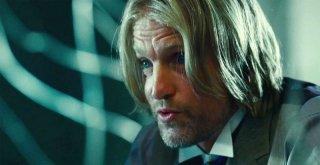 Hunger Games: un biondissimo Woody Harrelson nei panni di Haymitch Abernathy
