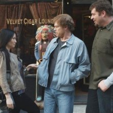 Lucy Liu e Michael C. Hall in The Trouble with Bliss con Brad William Henke