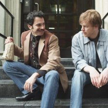 Michael C. Hall in The Trouble with Bliss con Chris Messina