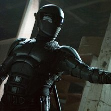 Ray Park nei panni di Snake Eyes in G.I. Joe: La vendetta