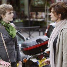 Ciliegine: Laura Morante insieme a Isabelle Carré in una scena del film
