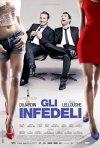 Gli infedeli: la locandina italiana del film