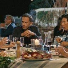 Non me lo dire: Uccio De Santis insieme a Umberto Sardella, Aylin Prandi e Nando Paone in una scena del film