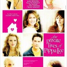 The Private Lives of Pippa Lee: la locandina italiana del film