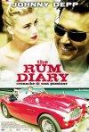 The Rum Diary - Cronache di una passione: la locandina italiana del film
