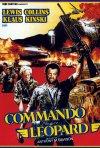Commando Leopard: la locandina del film