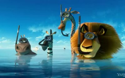 Trailer 2 - Madagascar 3: Europe's Most Wanted