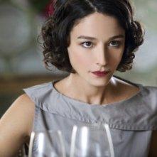 Workers - Pronti a tutto: la bellissima Nicole Grimaudo in una scena del film