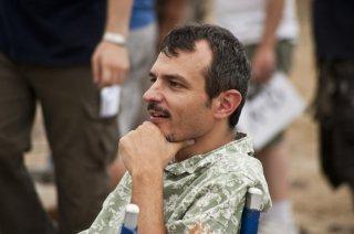 Good as You: il regista del film Mariano Lamberti sul set del film