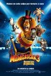 Madagascar 3: ricercati in Europa, la nuova locandina italiana del film