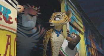 Madagascar 3: ricercati in Europa, un'immagine tratta dal film