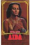 Aida: la locandina del film