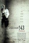 Apartment 143: la locandina del film
