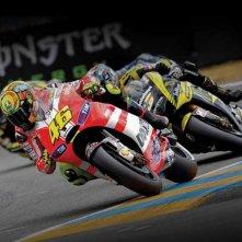 Fastest - Il più veloce: Valentino Rossi è 'il più veloce' in una scena del documentario sulla sua sfavillante carriera