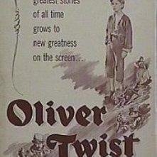 Oliver Twist: la locandina del film